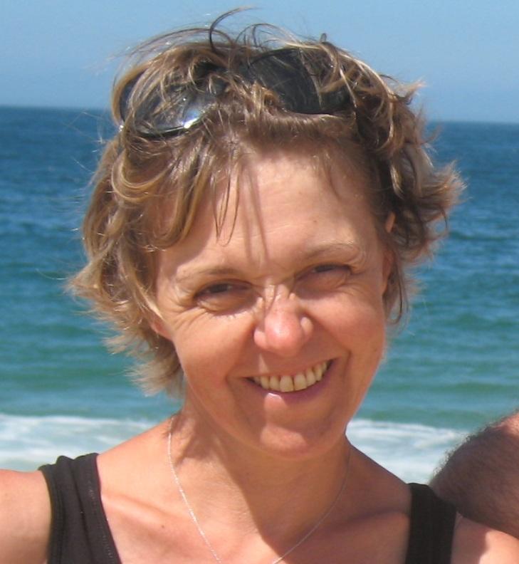 Portrait de Sylvie JAMROZIK